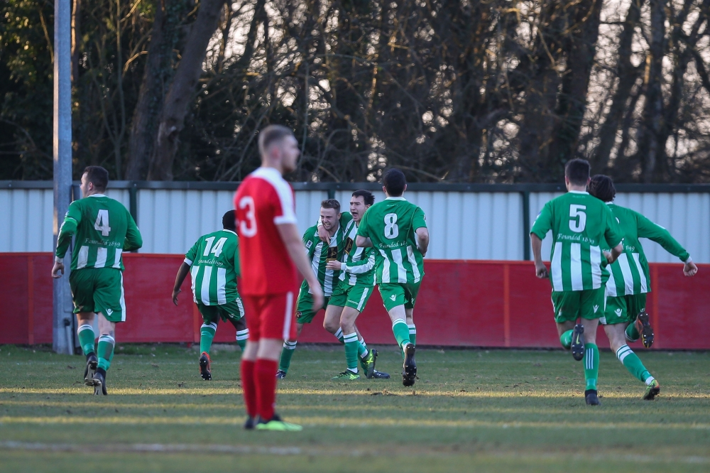 Football: Last-gasp Rusthall steal spoils in Tunbridge Wells derby