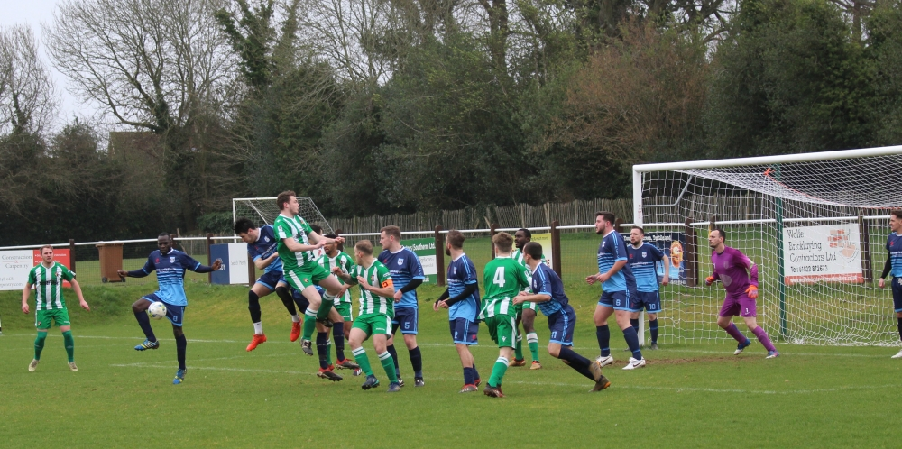 Football: Rusthall denied third cup final in extra time by Rochester