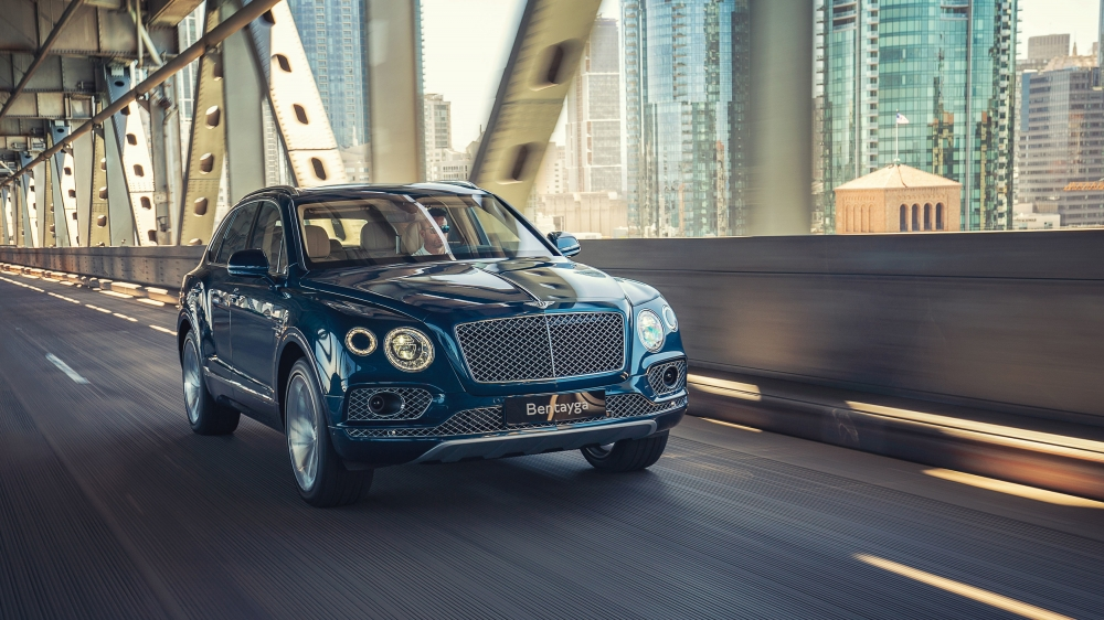 First drive: Bentley Bentayga Hybrid