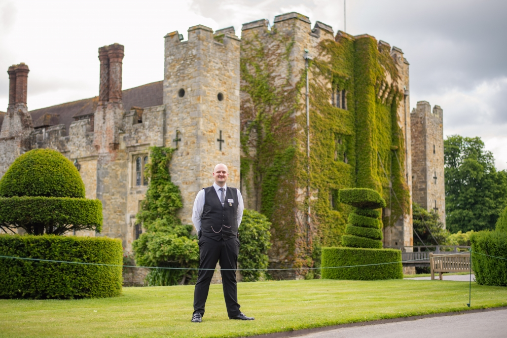 Talk of the town: 'Hever Castle has a unique history that never fails to beguile'