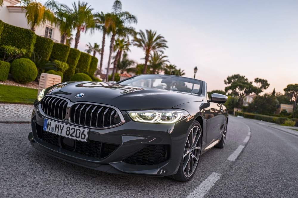 First Drive: BMW M850i Convertible
