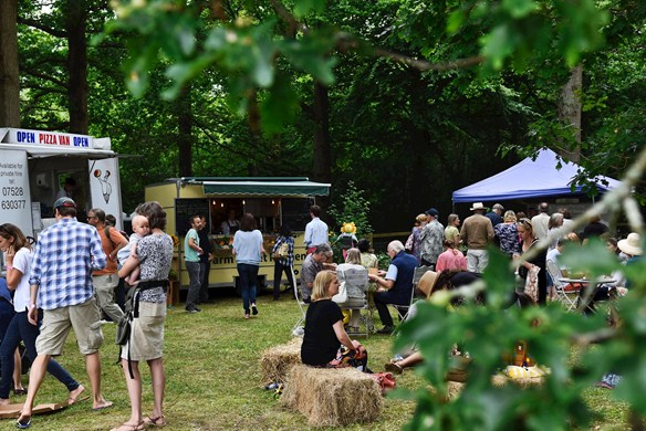 Wealden Literary Festival is celebration of nature