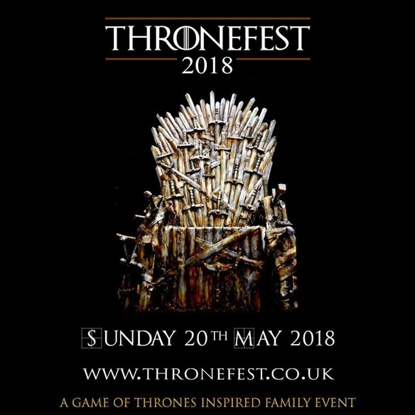 Thronefest is Kent's very own Game of Thrones inspired event