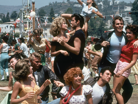 Grease is turning 40. Has it lasted because of its bad morals?