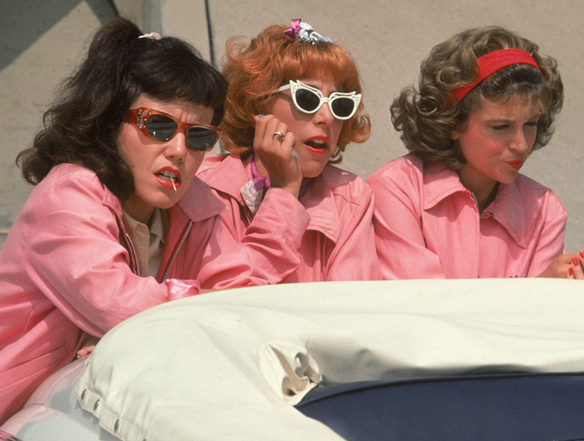 Grease is turning 40. Go get 'em, girls