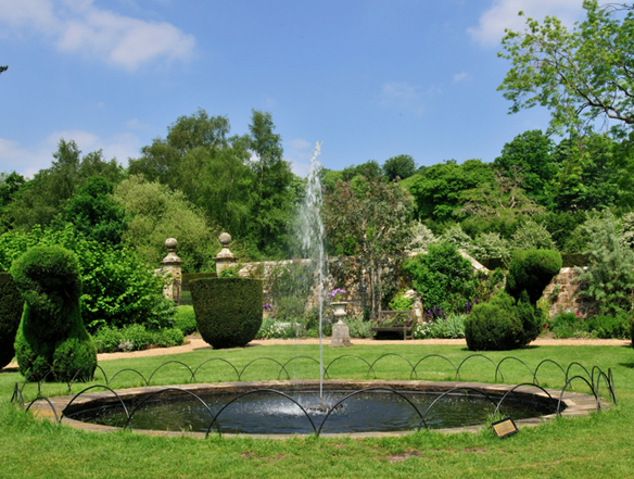 Groombridge's gardens remain true to their history