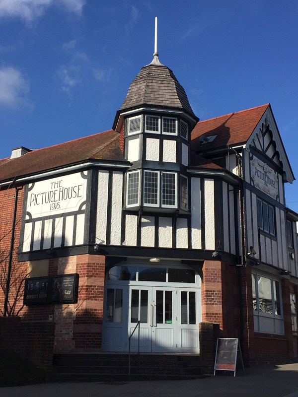 Picture House in Uckfield is family owned and offers classic cinema feel
