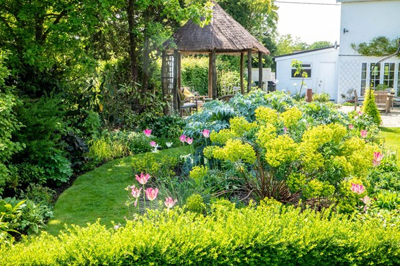 Orchard House is open with NGS two days this year