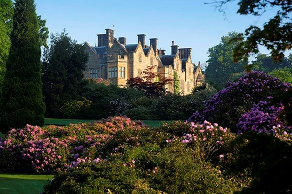 Rhododendrons at Scotney - National Trust/John Miller