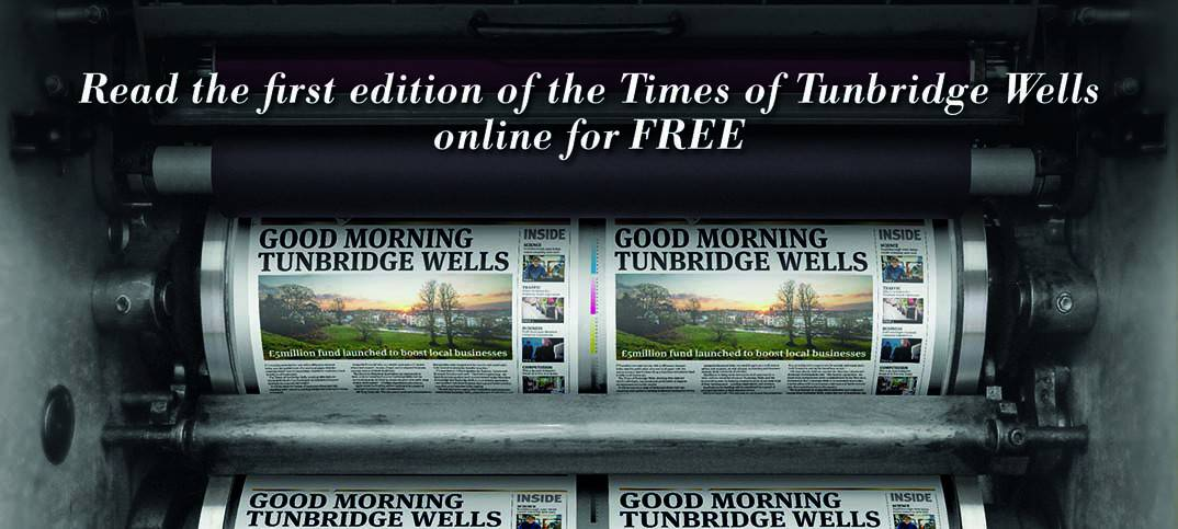 Times of Tunbridge Wells First Edition
