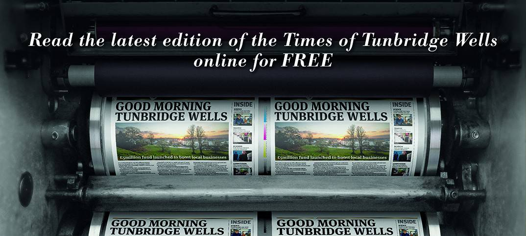 Times of Tunbridge Wells June 10 2015