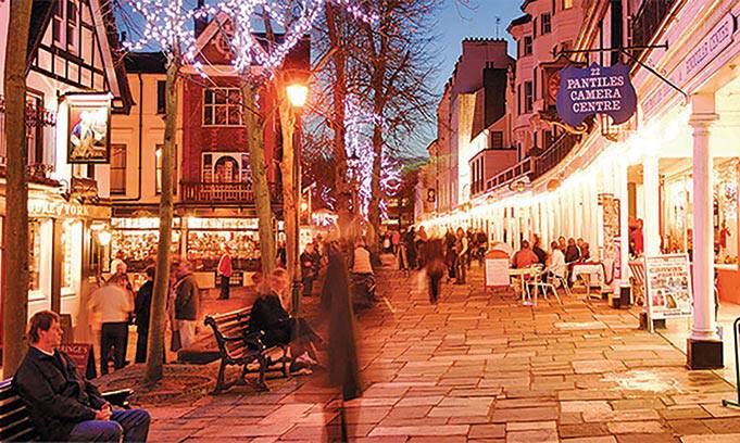 Tunbridge Wells Christmas