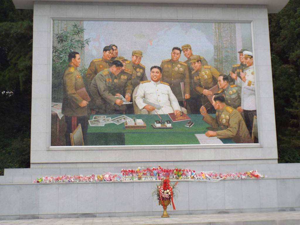 From the Pantiles to Pyongyang 2
