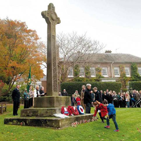 Brenchley Remembrance Day 2