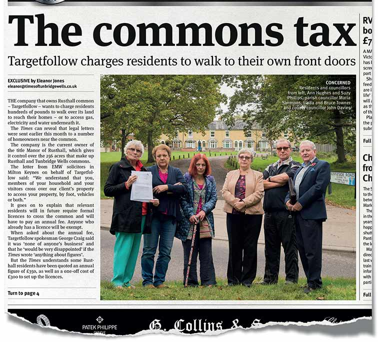 The Commons Tax