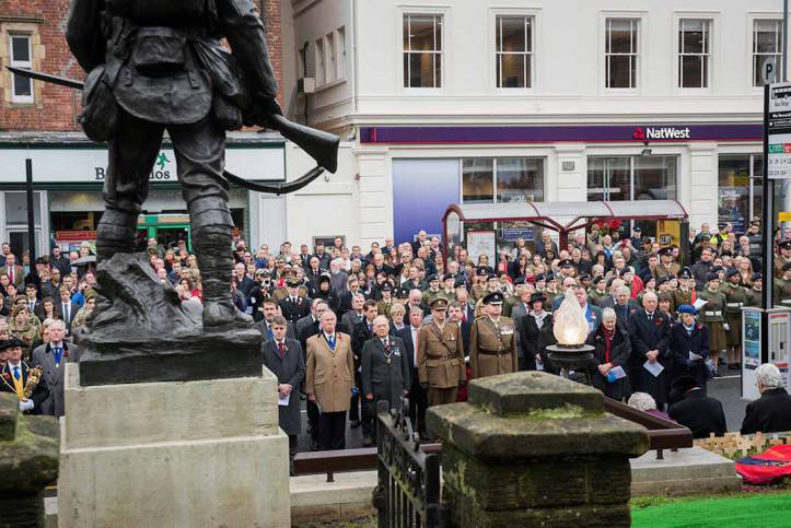 Tunbridge Wells Remembrance Day 4