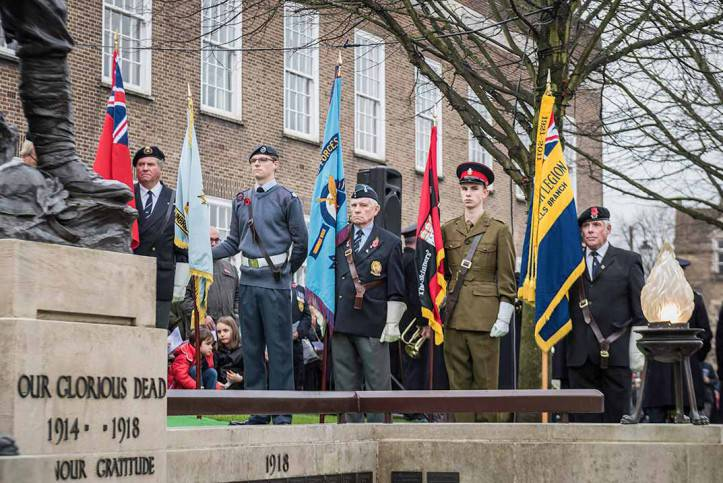 Tunbridge Wells Remembrance Day 7