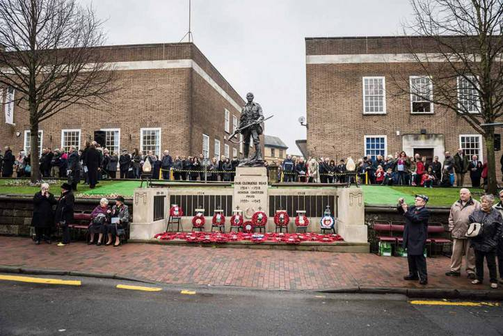 Tunbridge Wells Remembrance Day 8