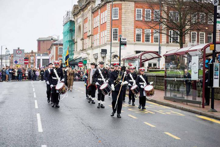 Tunbridge Wells Remembrance Day 9