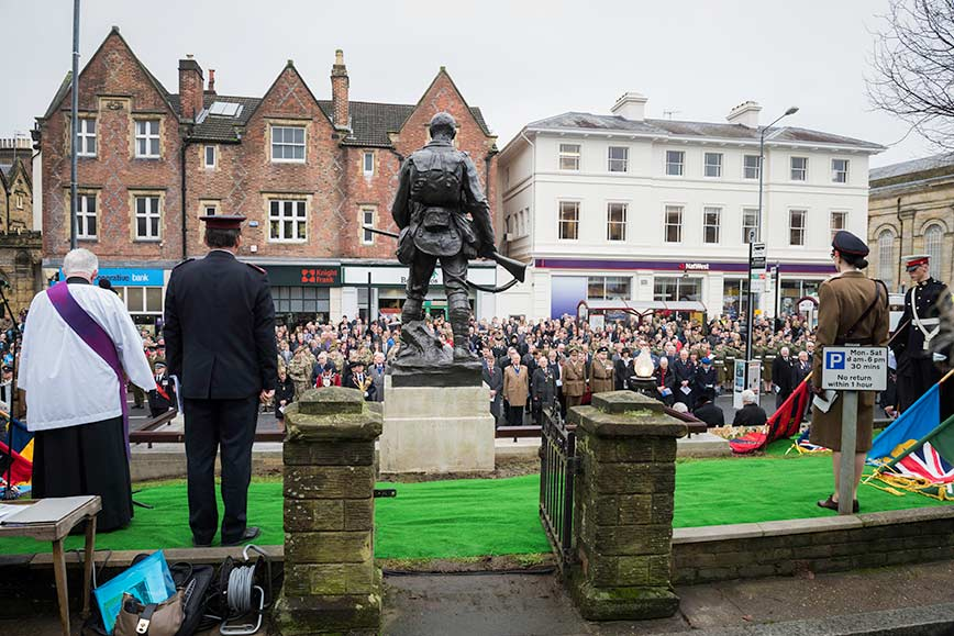 Tunbridge Wells Remembrance Day
