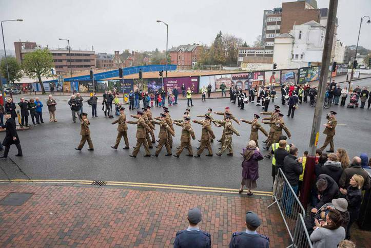 Tunbridge Wells Remembrance Day 10