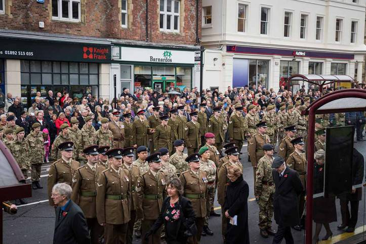 Tunbridge Wells Remembrance Day 13