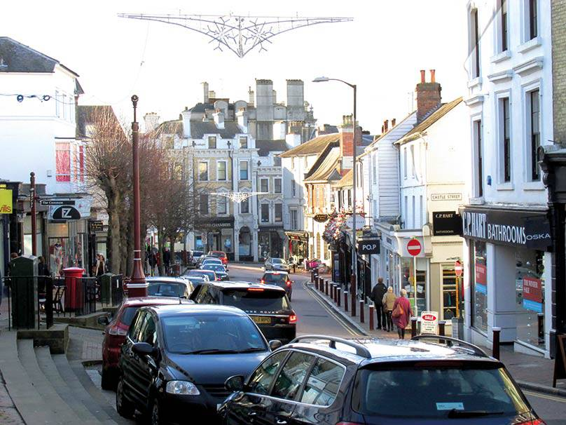 Tunbridge Wells High Street