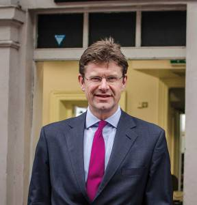 Born in Middlesbrough, Greg Clark (48) attended the local comprehensive before studying economics at Cambridge and earning a PHD at the London School of Economics. He joined the business strategy fi rm Boston Consulting Group before working on commercial policy at the BBC. Mr Clark held various unelected roles in the Conservative Party before winning his Tunbridge Wells seat  in 2005. He is Secretary of State for Communities and Local Government
