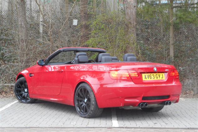 BMW M3 Limited Edition 500 Red 2