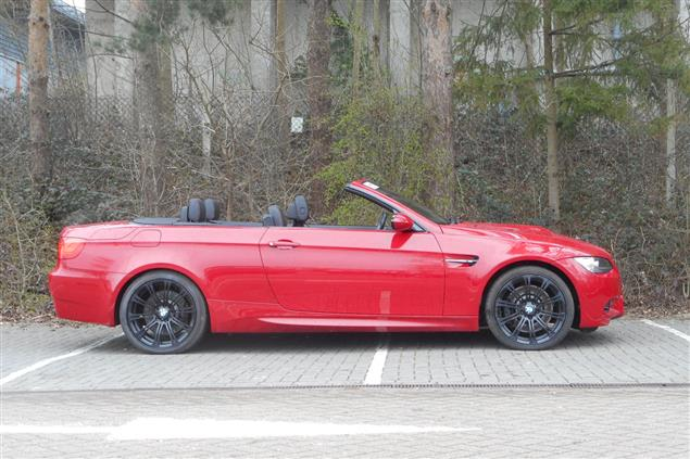 BMW M3 Limited Edition 500 Red 3