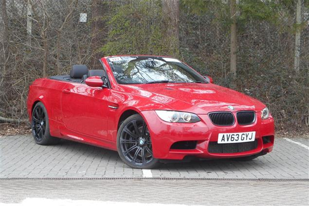 BMW M3 Limited Edition 500 Red
