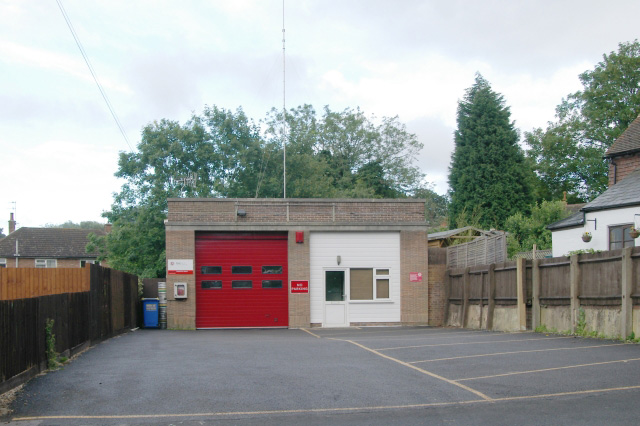 Rusthall Fire Station