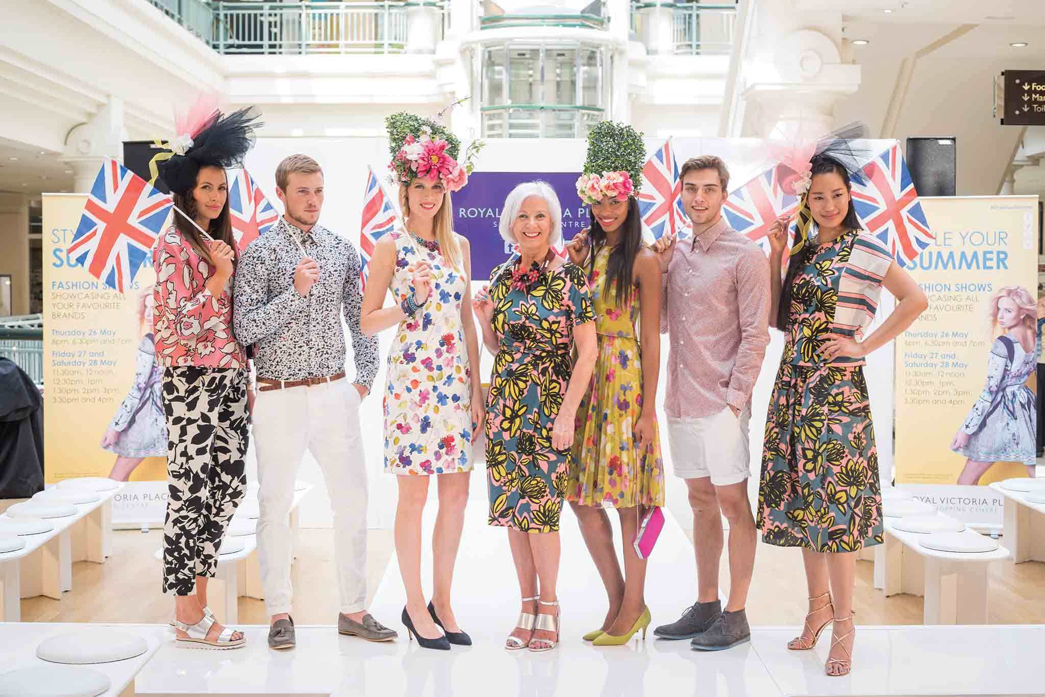Royal Victoria Place Style Your Summer