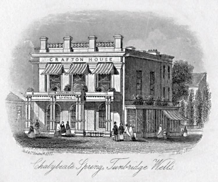 Chalybeate Spring Tunbridge Wells