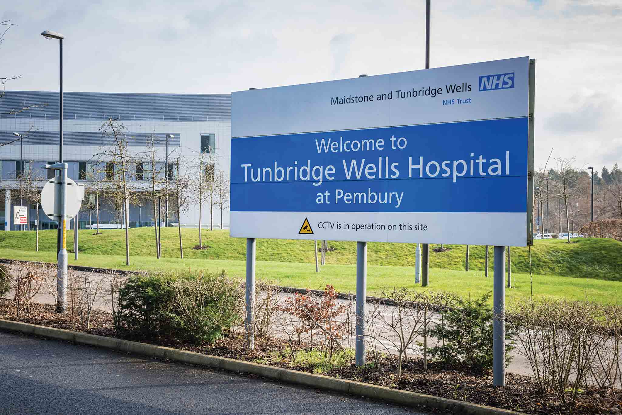 Tunbridge Wells Hospital at Pembury