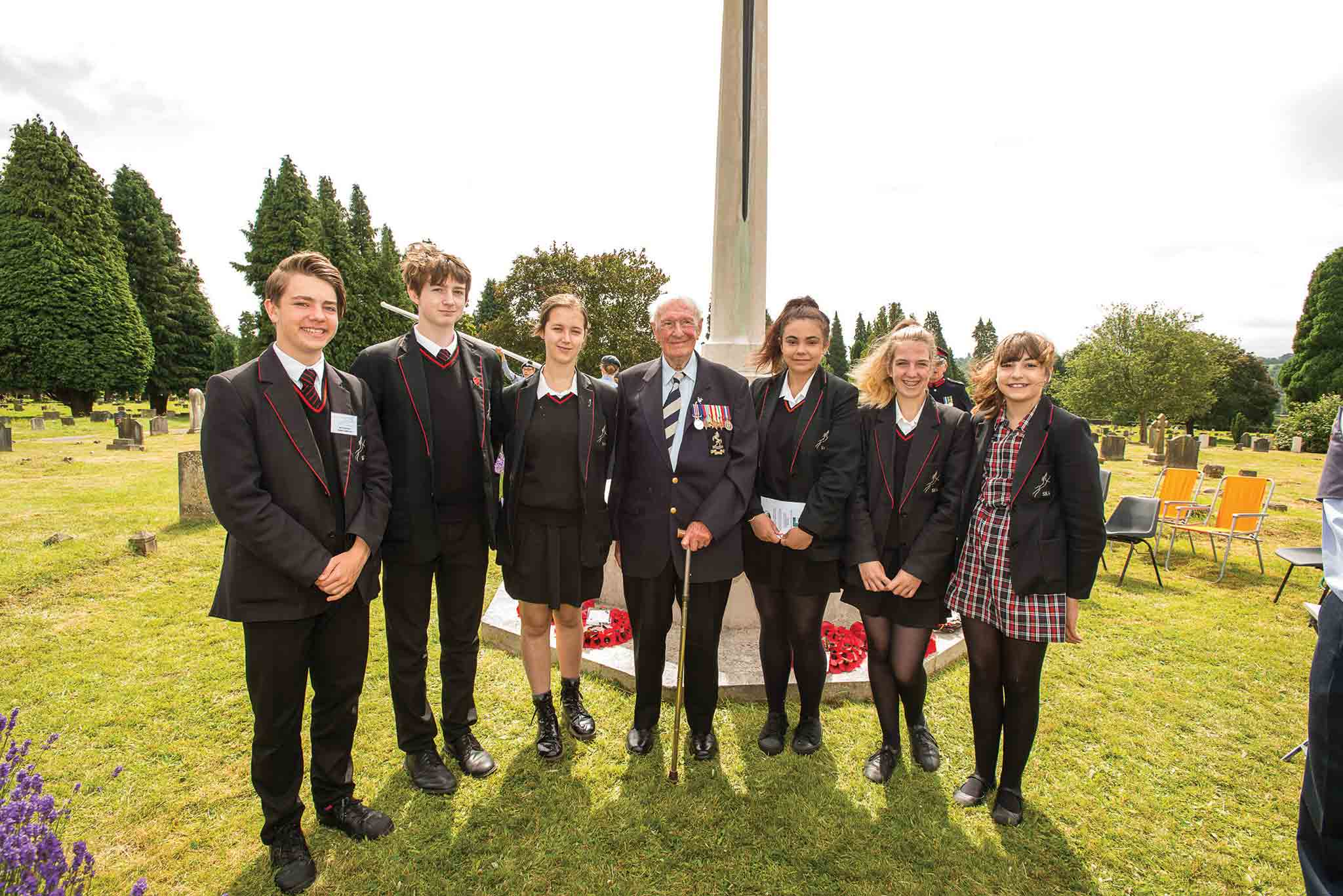 Skinners' Kent Academy Somme