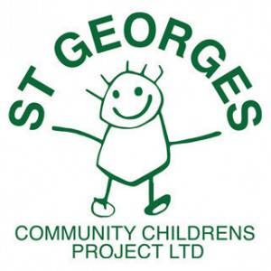 St George's Community Children's Project Logo