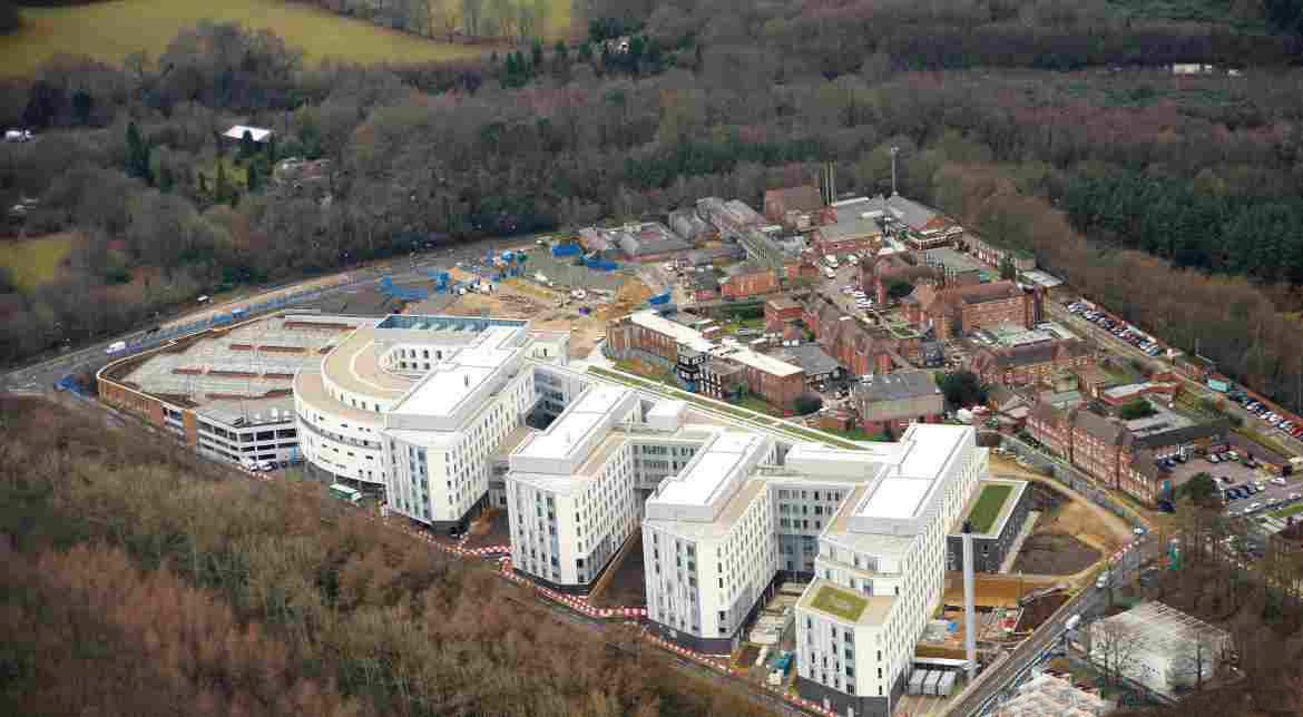 Tunbridge Wells Hospital