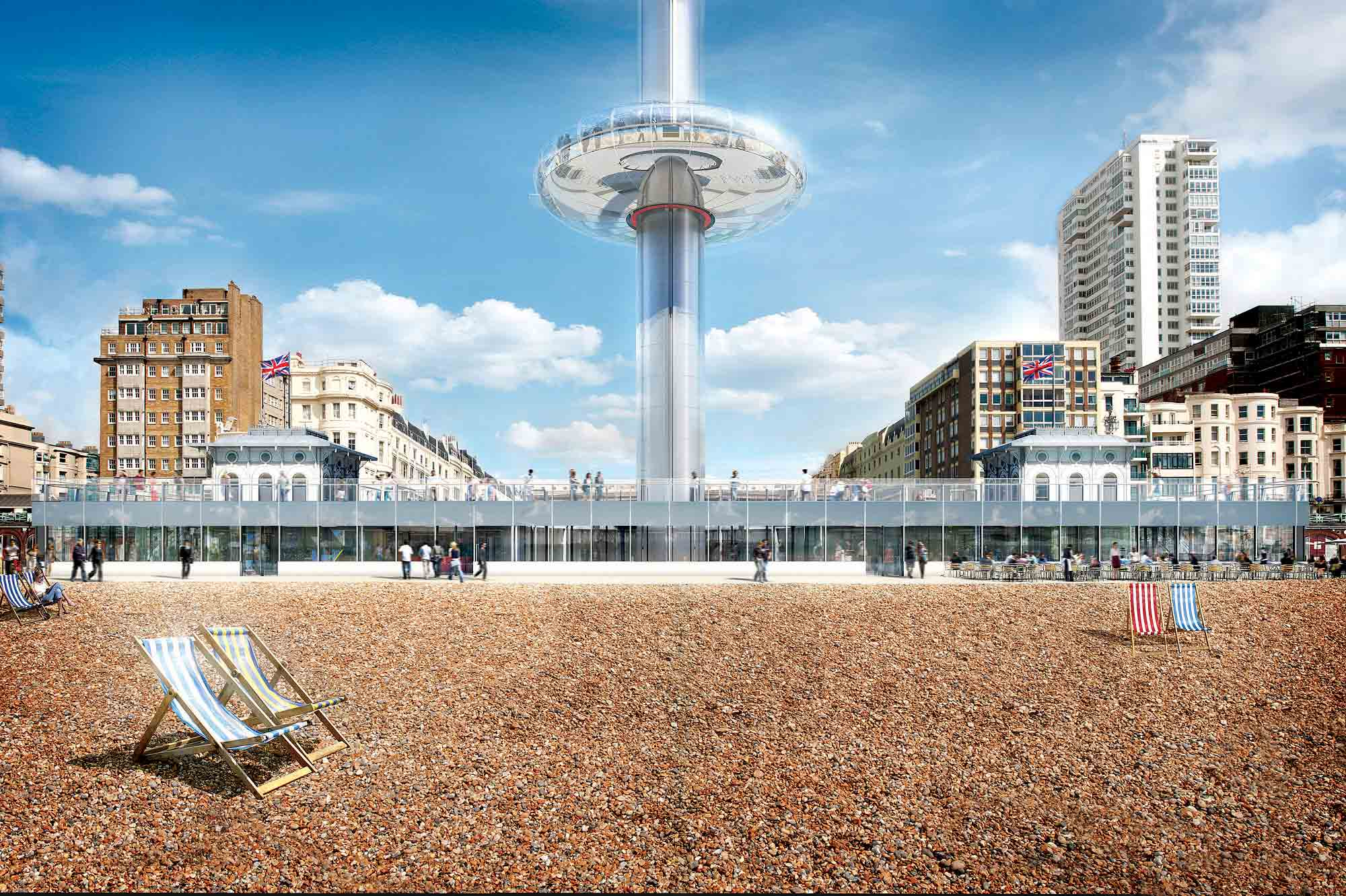 British Airways i360 Brighton