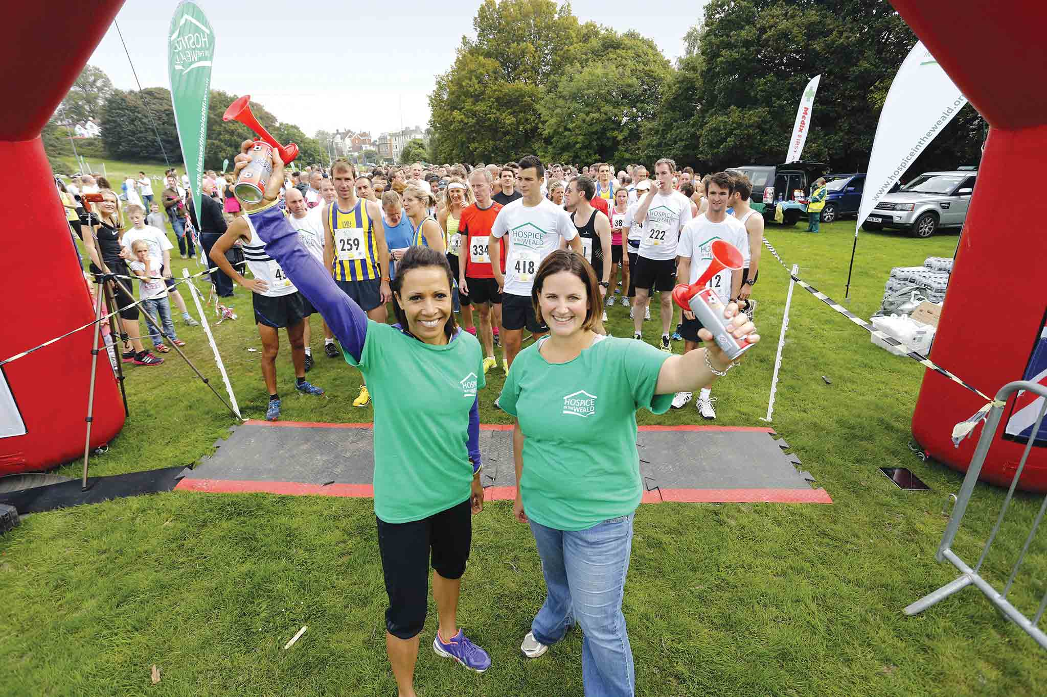 Hospice in the Weald 10k Run
