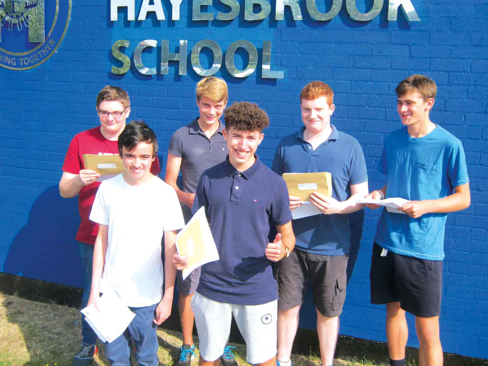 The Hayesbrook School GCSE Results 2016