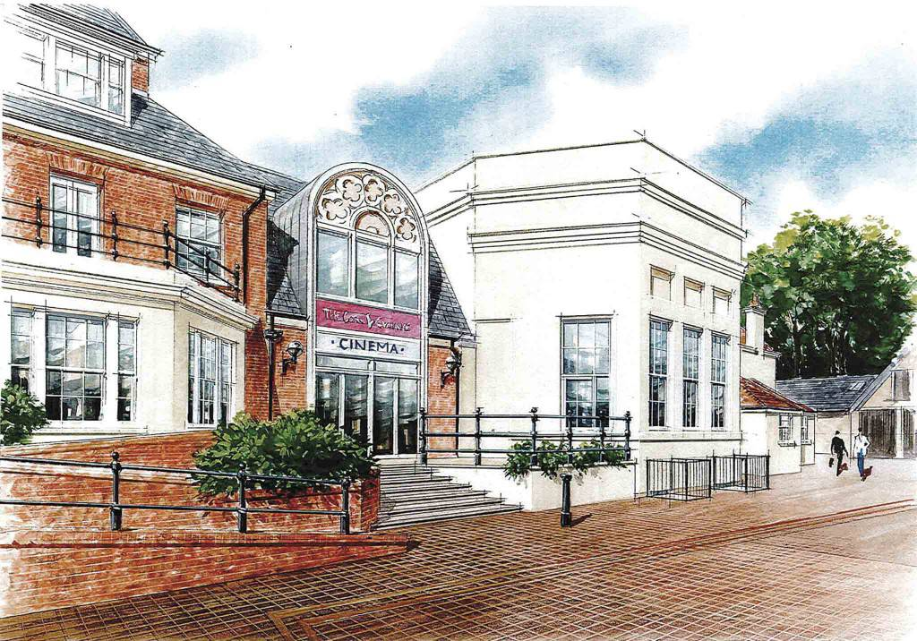 The Pantiles Tunbridge Wells Past Plans