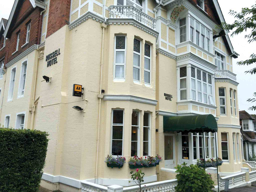 The Russell Hotel Tunbridge Wells