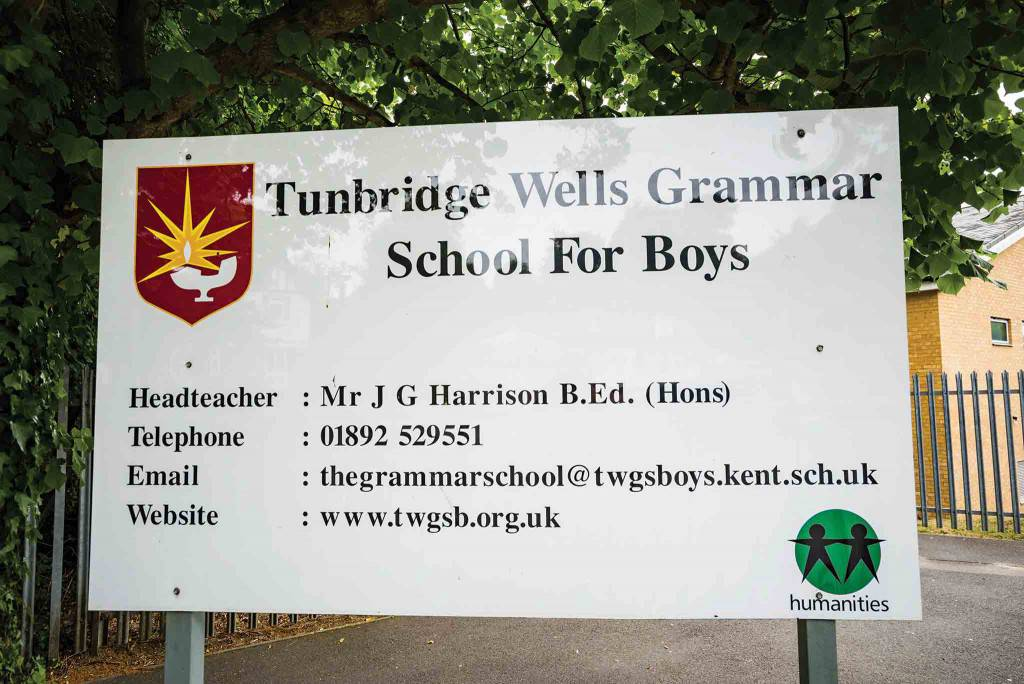 Tunbridge Wells Grammar School for Boys