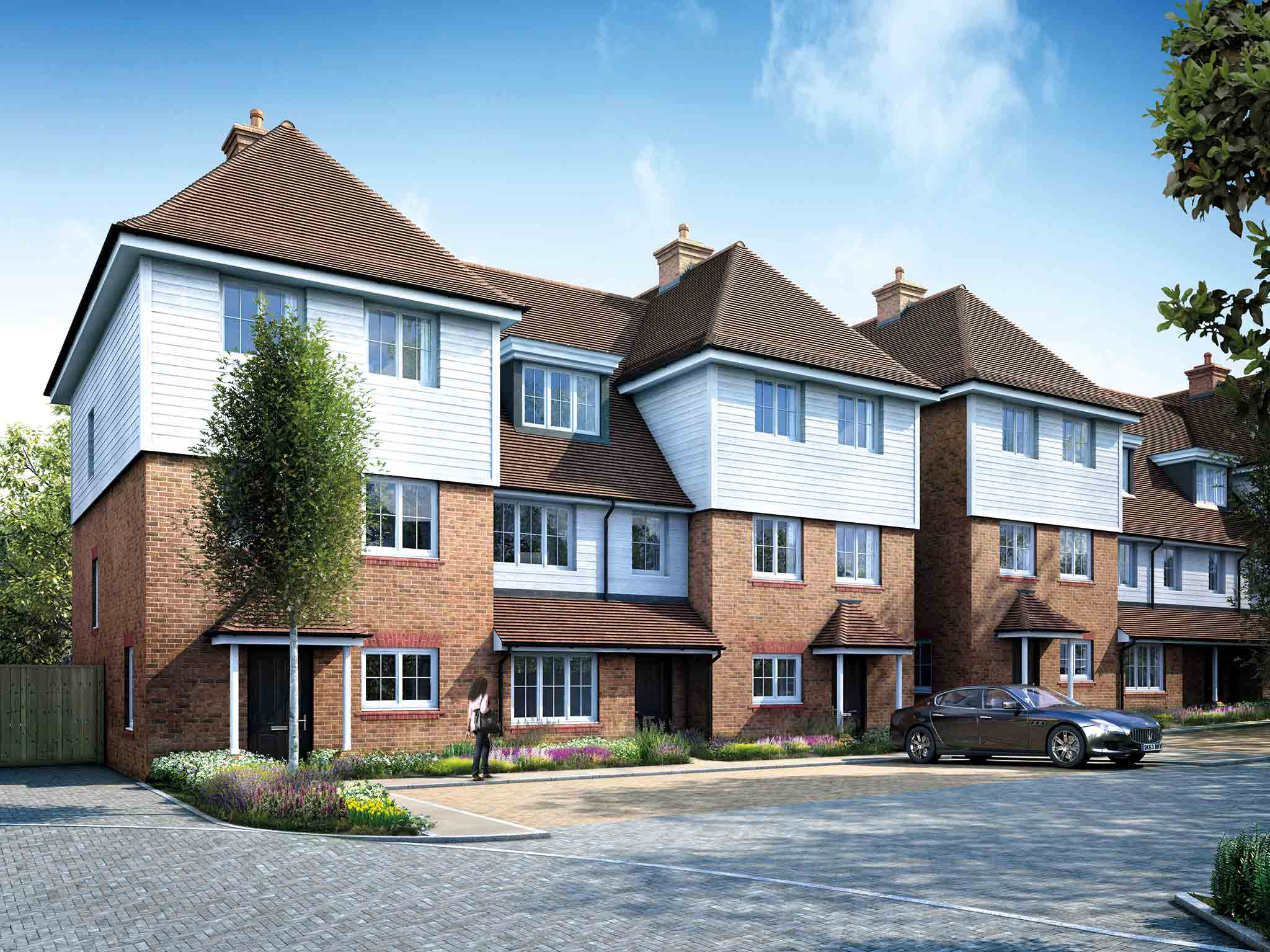 Land sold for big new hawkenbury build times of for New build 4 bedroom homes