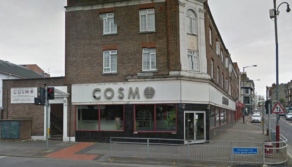 Cosmo Tunbridge Wells
