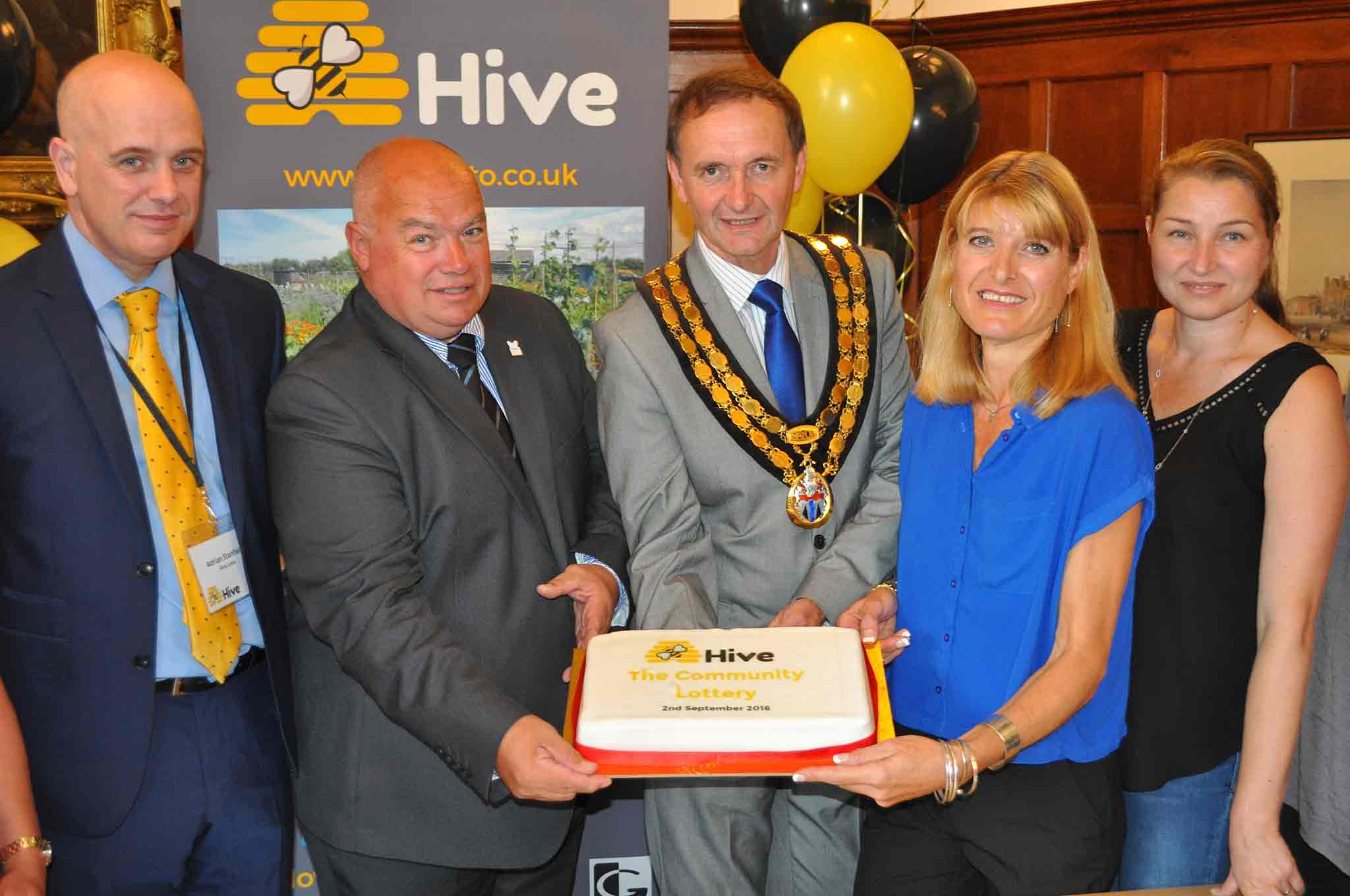 Hive Lotto Launch