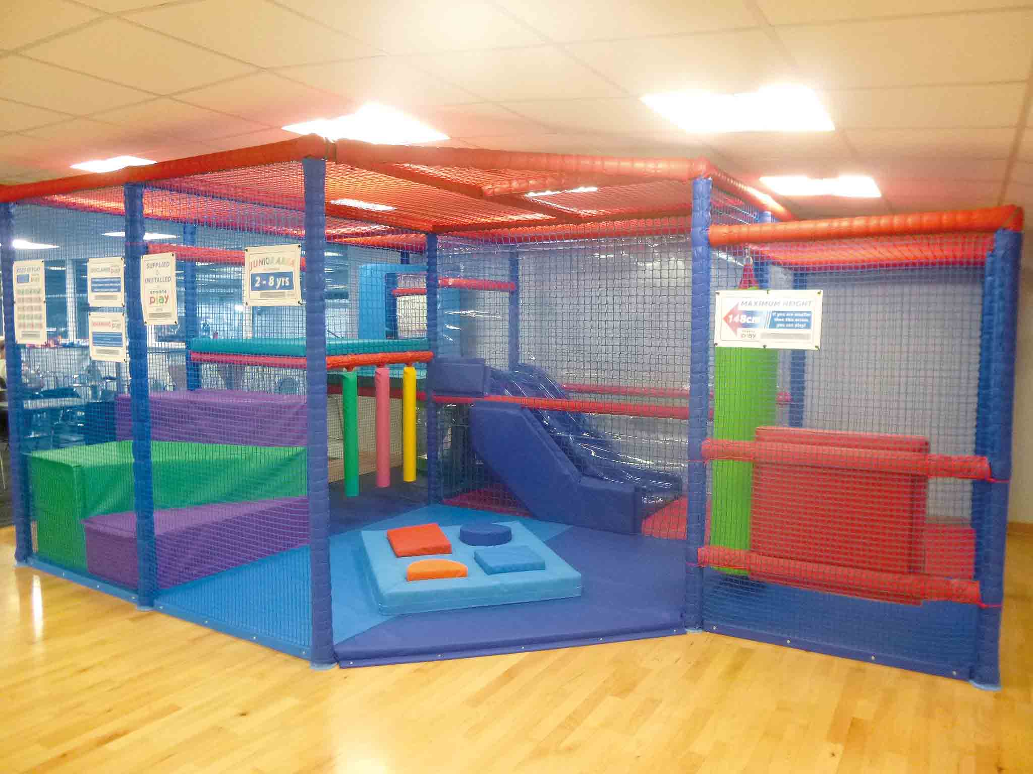 NDGA Soft Play Area