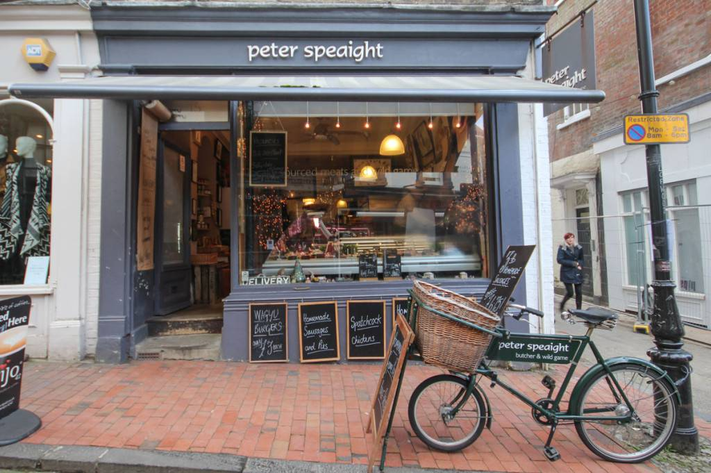 Peter Speaight Butchers