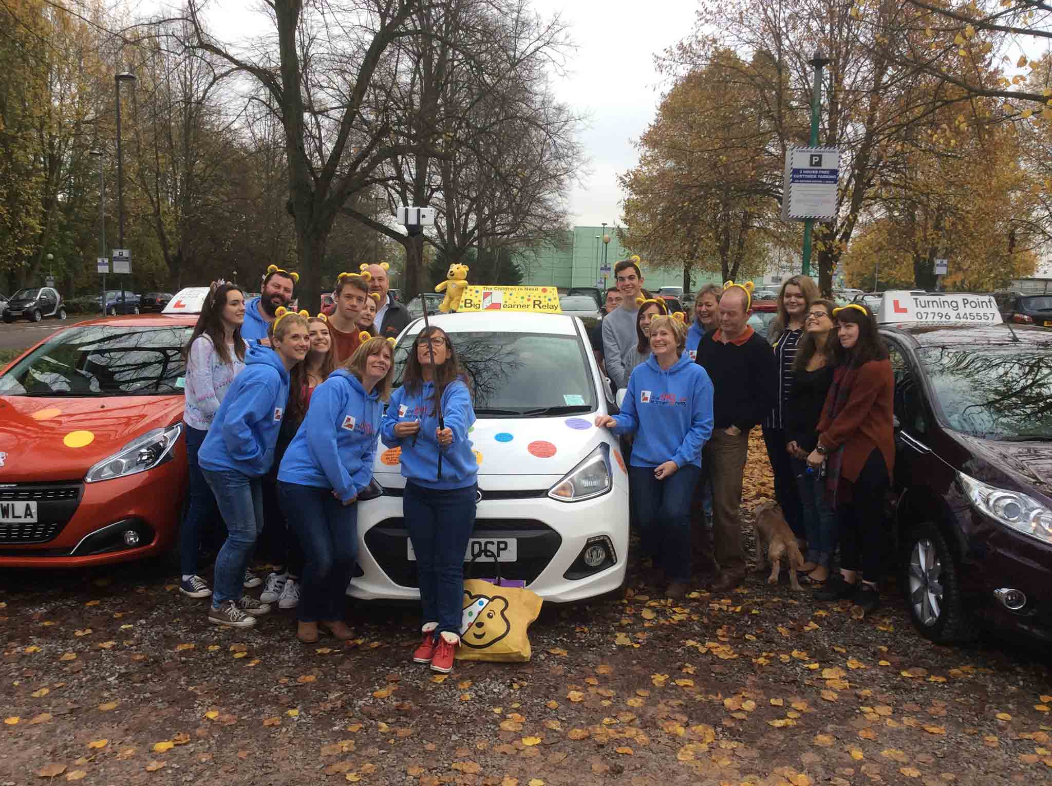 Big Learner Relay Tunbridge Wells